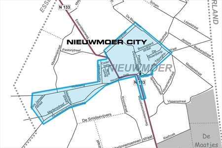 BIN Zone Nieuwmoer City